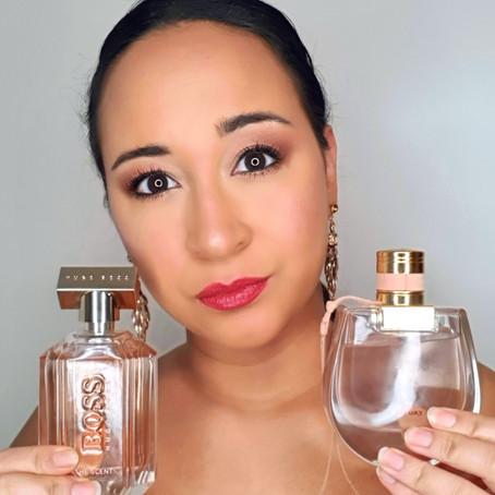 Mijn favoriete Winter Parfums
