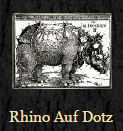 Rhino Auf Dotz