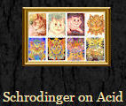 Schrodinger Finds the Blotter Acid
