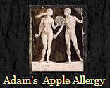 Eve, Discovering Adam's Allergy to Apples, Offers Him the Cabbage of Temptation