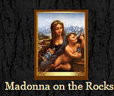Madonna on the Rocks