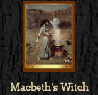 One of Macbeth's Witches Fails at a Solo Career