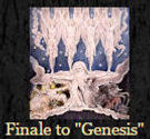 Finale to 'Genesis -- the Musical   Sketch, (detail)