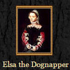 Elsa the Dognapper in Custody