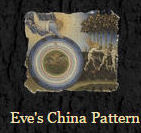 Eve's China Pattern Discontinued