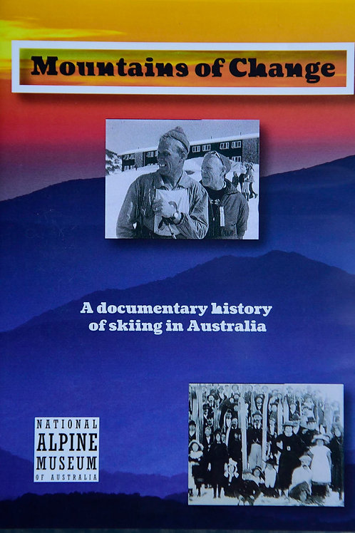 Entertainment Media (1986). Mountains of Change