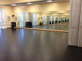 Dance Studios for rent