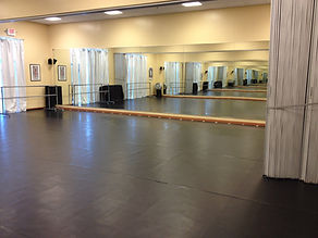 Dance Studio for rental