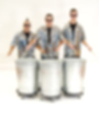 Stomp Style drummers