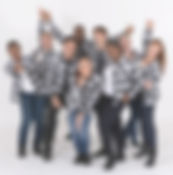 Adult hip hop students, Spotlight Dance Center