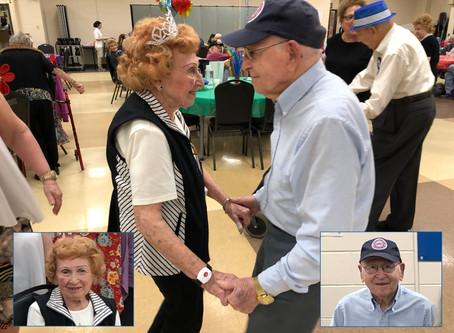 Celebrating our Centenarians