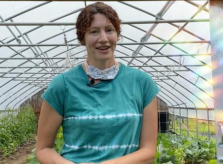 Meet Marsha, our Resident Farmer