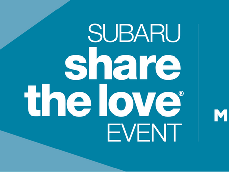 KleinLife Participates in Annual Subaru Share the Love Event