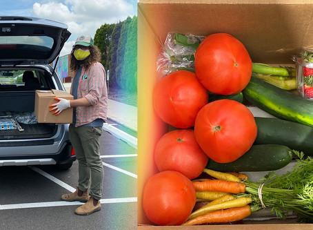 A Freshly Evolved Farmers' Market