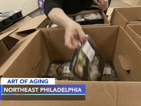 6ABC Actions News features Community Partnership with Philabundance