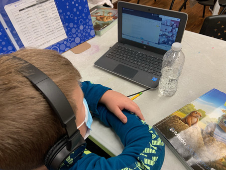 A Safe Space for Virtual Learning