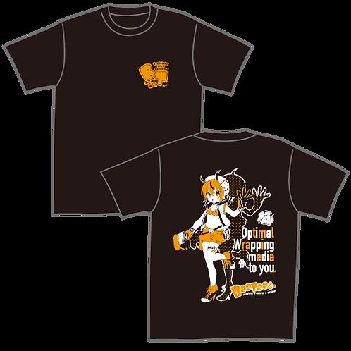 BeeTeeオリジナル Tシャツ【蜂野ミサト】