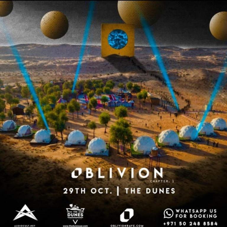 Oblivion : Chapter 01