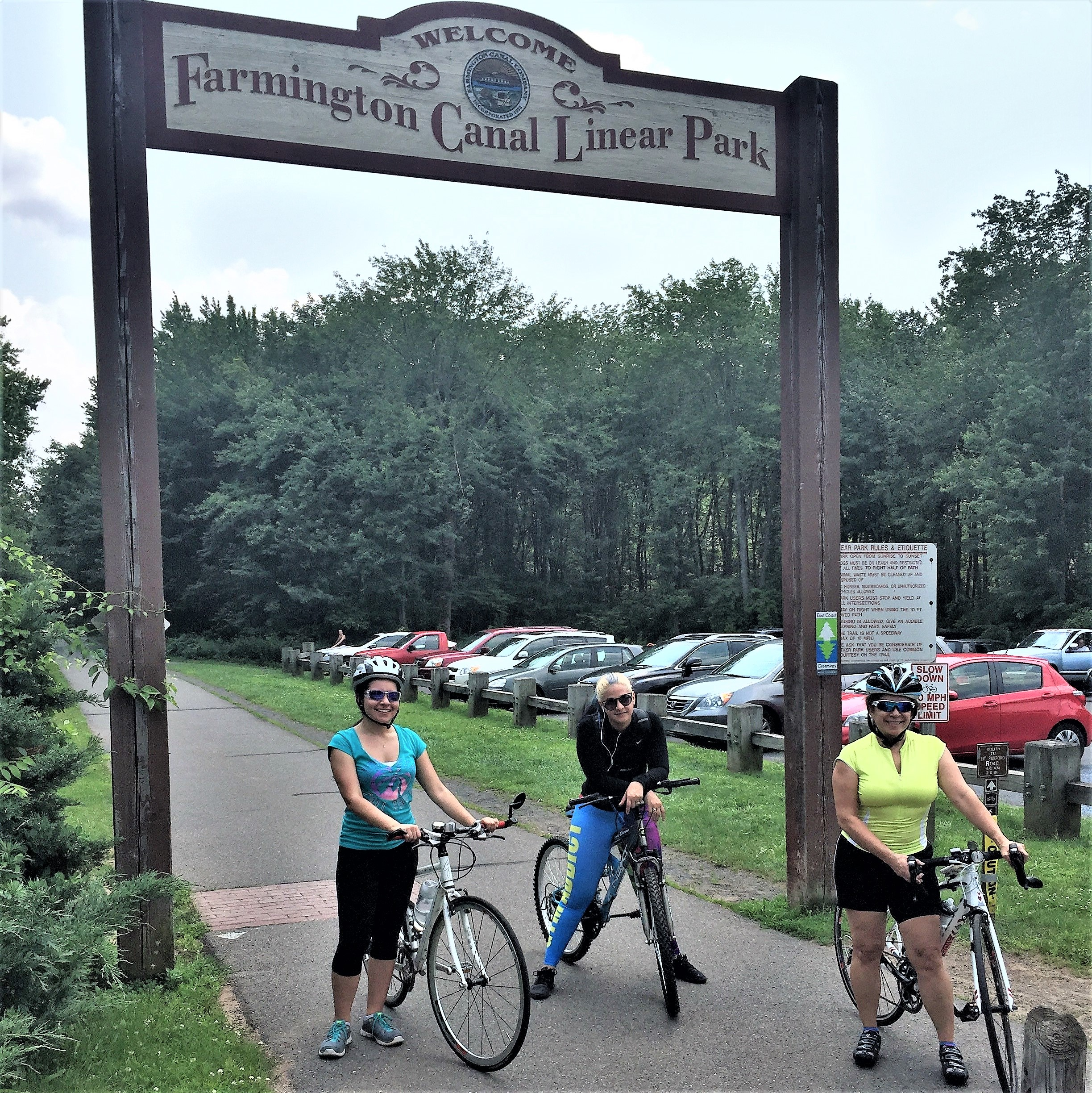Farmington Canal Trail