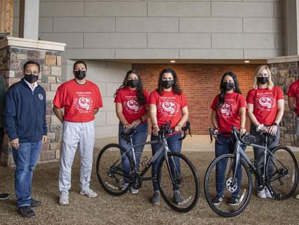 Cherokee Nation Announces 2021 Remember the Removal Bike Ride Participants