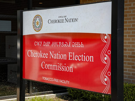 Cherokee Nation election sees four incumbents, one newcomer
