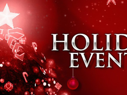 Mark your calendars for holiday events in Sallisaw