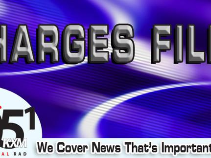 Kimball Charged with Larceny, Burglary