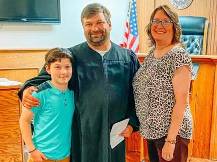 Dobbs sworn in as county tax assessor