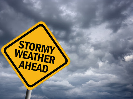 Rutherford Warns Residents to Keep an Eye on Weather