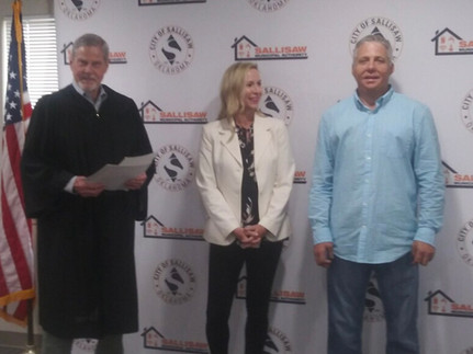 Board Welcomes New City Commissioners