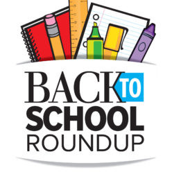 Back-to-School Roundup set for Aug. 7