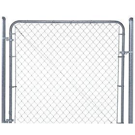 Chain Link Fence door, gate