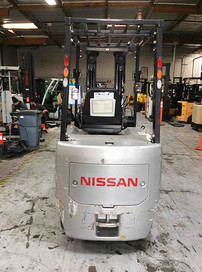 Nissan BXC60 sit down