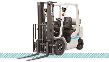 UniCarriers PF Platinum II LPG Pneumatic Forkliftfront.jpg