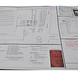 Warehouse layout plan