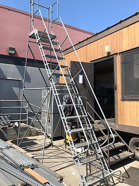 Warehouse Ladder 15 steps