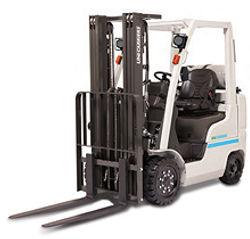 Sit Down Electric Forklift for sale UniCarriers