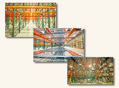 Pallet Racks Dealers And Repair Services