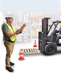 forklift training instructor, forklift