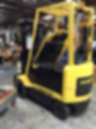 Hyster Sit Down Forklift