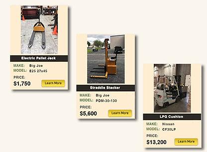 used heavy equipment prices
