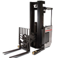 Stand up reach Nissan Forklift for sale