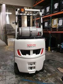 Nissan AF30LP front