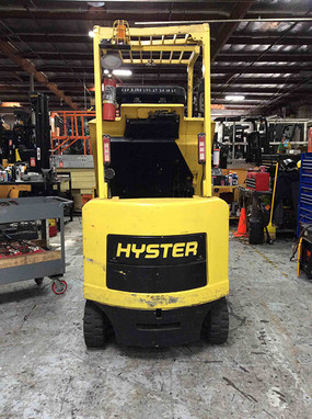 Hyster E50Z-33 sit down
