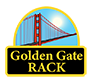 Golden Gate Rack logo