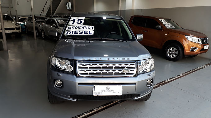 LAND ROVER FREELANDER 2 2015 2.2 SE SD4 TURBO DIESEL AUTOMÁTICA