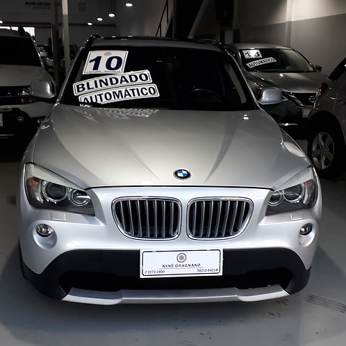 BMW X1 2010 3.0 28I 4X4 AUTOMÁTICA BLINDADA NÍVEL III