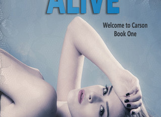 Coming ALIVE Cover Reveal Today