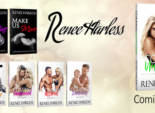DID YOU SEE THE NEW COVERS?