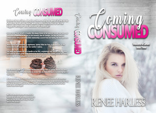 Coming Consumed Cover is here!